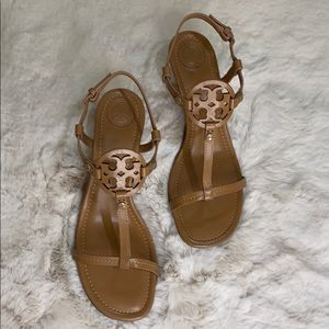 Tory Burch Shoes - Tory Burch Miller 60mm Calf Leather Size 8 NWT
